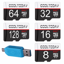High speed Class10 Flash Memory card Microsd mini TF Card 8GB 6GB 32GB 64GB micro sd card Cartao De Memoia(China)