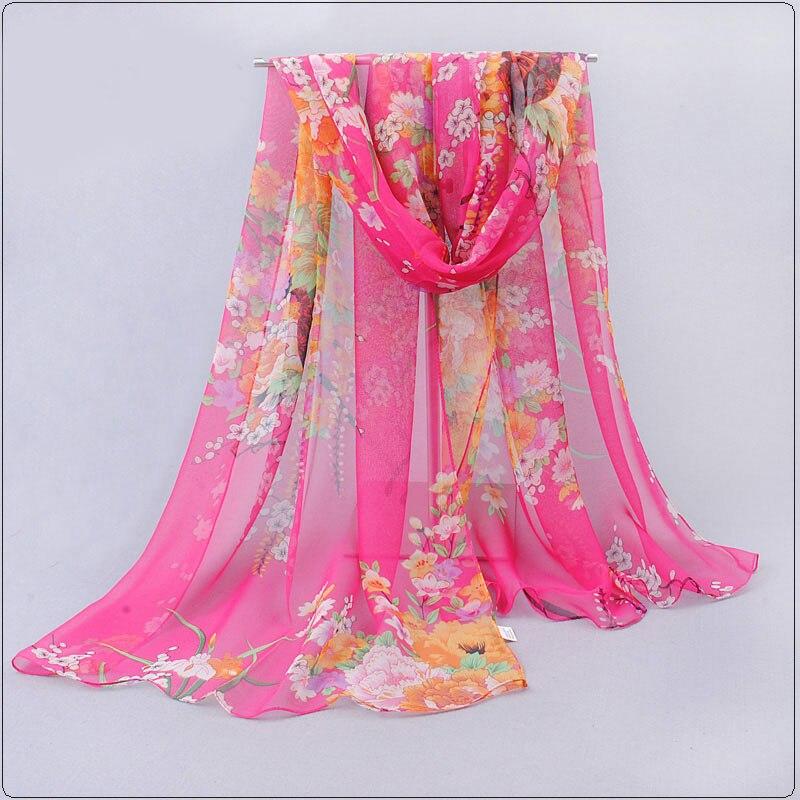 chiffon scarf 281-RZ