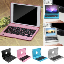 Besegad Protective Case Cover Stand Holder with Wireless Bluetooth Keyboard for Apple iPad Mini 1 2 3 Tablet 7.9 Inch Gadgets(China)