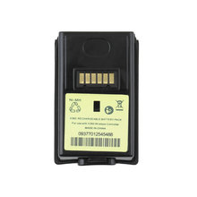 4800mAH Rechargeable Battery Pack Professional For Xbox 360 Wireless Controller Black Dual Overcharge Protection