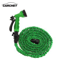 CARCHET Portable Car Washer 25FT High Pressure Washer Gun Hose Pipe Spray Nozzle Flexible Car Garden Washing Cleaning Machine