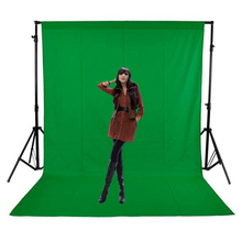 Kate Height(Can Changed) X2.8M Green Screen Muslin Background Professional Photo Lighting Studio Movie Special Efficacy Backdrop