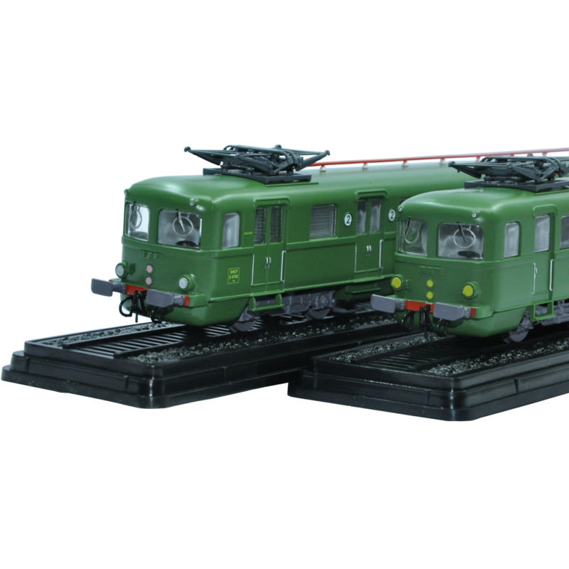 2 pcs 2016 Editions Atlas Scale 1:87 LAUTOMOTRICE Z-4702 Set (1PC of part 1 and 2 ) Plastic Figure Gift for Collection<br><br>Aliexpress