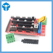 Multicolor RAMPS 1.4 3D printer control panel printer Control Reprap Mendel RAMPS with high quality(China)