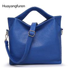With Good Gifts!2017 women's genuine leather shoulder bags women messenger bags handbags women famous brand bag Q5(China)
