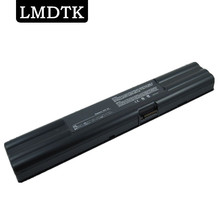 LMDTK New 8cells laptop battery FOR Asus A2000 A2500 A2 Series A2520P A42-A2 90-N7V1B1000 90-N7V1B1200 free shipping(China)