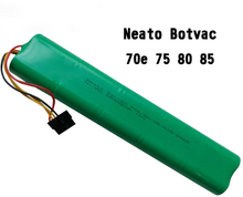 12V3500AH sweeping machine battery 12V for Neato Botvac70e 75 80 85caSino187 nickel-metal hydride battery pack(China)