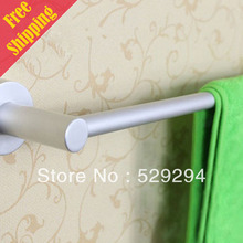 Free Shipping single towel bar/towel holder/towel dryer.  Matte finished.Bathroom Accessories XM-010