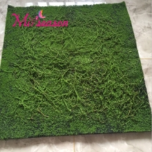 1M*1M Forest Style Artificial Moss Turf Plant  Moss Wall Decoration Grass Landscape Flower Decorative  Plants No.6