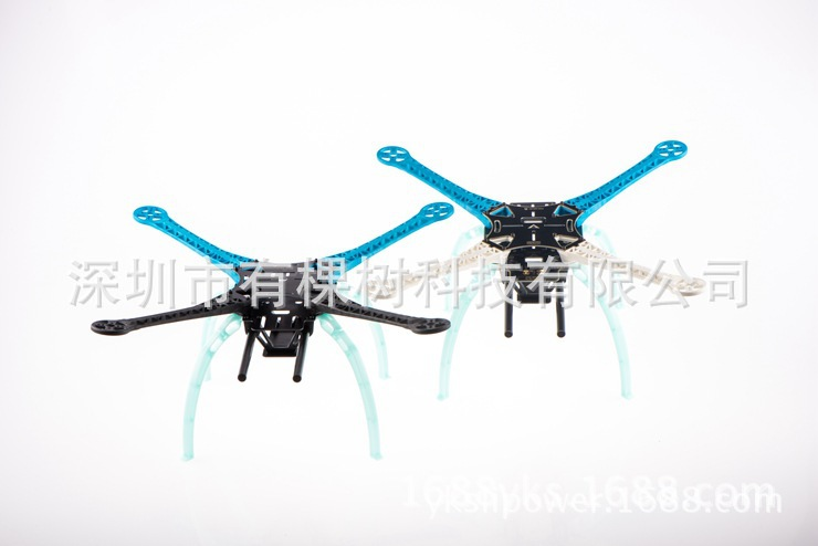 S500 axis rack (PCB version) gopro head upturned angle super carrier aircraft machine arm high tripod<br>