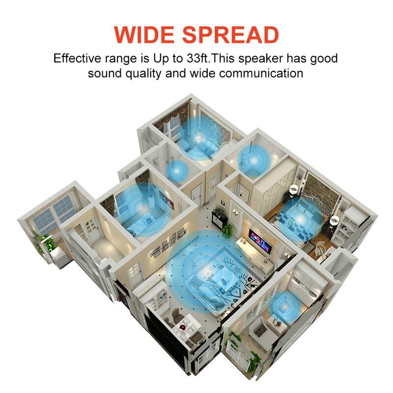 waterproof speaker 8