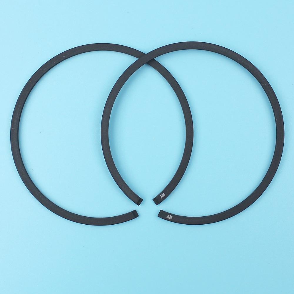 272 K S XP Rings 272 S 272K Piston Ring Anneaux 52 mm x 1.5 mm pour HUSQVARNA 272XP
