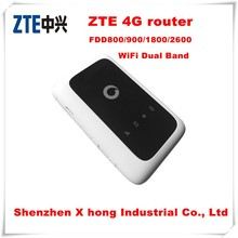 Free shipping Unlocked Vodafone R216 R216-z Pocket Wifi router (antenna)&4G LTE Huawei R216 wireless router pk E5573 E5577 E5372(China)