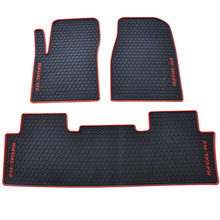 Foot Rubber Feet special car mats waterproof latex for Great Wall Hover H2 wear resistant non slip easy to clean(China)