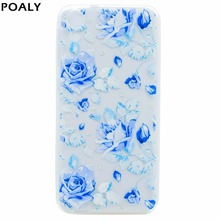 POALY 628 Case 5.0 inch Original Soft TPU Phone Case For HTC Desire 628 Dual Sim Case Cover Silicone Protective Back Bag Skin