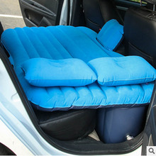 Car Back Seat Cover Car Air Mattress Travel Bed Inflatable Mattress Air Bed Good Quality Inflatable Car Bed
