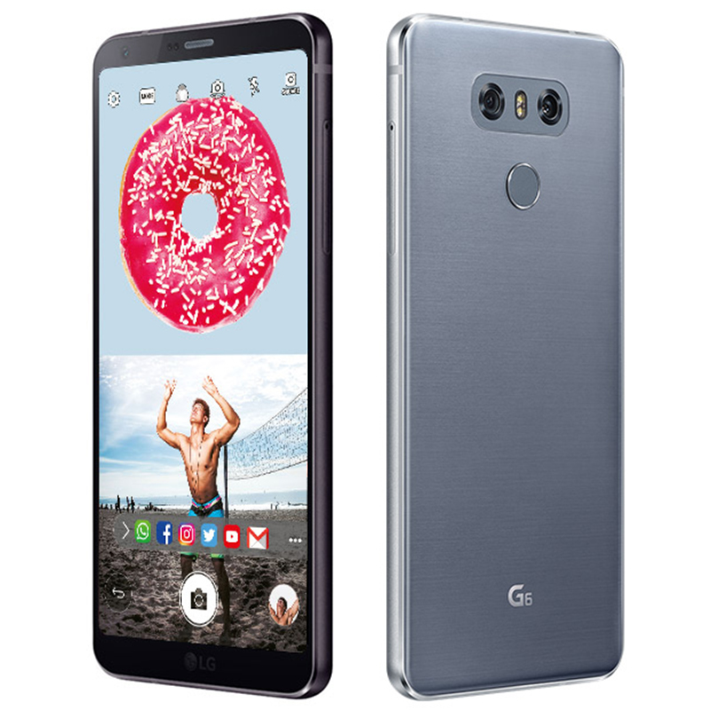 Bedienungsanleitung LG g6