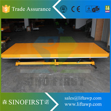 Stationary Furniture Lifting Platform Electric Lift Tables