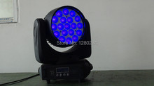 4pcs/lot cheap stage light 19*12W osram 4 in 1 led zoom wash moving head dj lights for sale
