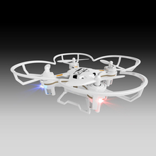 Quadcopter Dron FQ777 124 Mini Drone Pocket Drones Quadrocopter Headless Mode Mi Dron RC Helicopter UAV RTF 4ch 6axis(China)