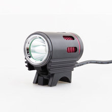 2017 Hot Selling! Bicycle light CREE L2 LED Front Light MINI Bike Lamp 2000Lm Head lamp + 6400mAh Battery Pack + Charger(China)
