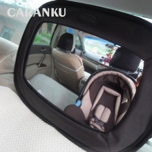 2017 New Car Safety Seat Mirror View Back Baby Car Safety Rearview Mirror Baby Child Infant Safety Seats Basket Mirror