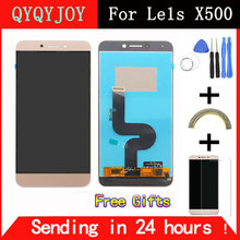 QYQYJOY Letv LeEco 1s X500 LCD Screen Display Touch Panel Replacement compatible le1s le 1s X501 Digitizer Assembly