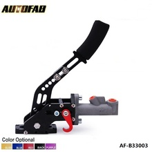 AUTOFAB - Aluminum Universal Hydraulic Handbrake Lever Drift E-Brake Racing NEW For Honda Civic J 99-00 AF-B33003