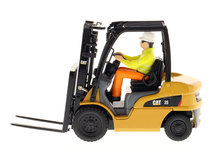 DM-85256 1:25 CAT DP25N Forklift Truck toy(China)