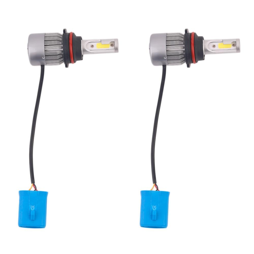 9004-H/L Car LED Headlight Bulbs High Power Auto Headlight Lamp Fog Light Hid Conversion Kit C8 12-24V DC<br><br>Aliexpress