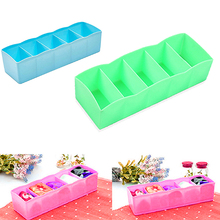 Candy Color Multifunction Desktop And Drawer Storage Box Office Organizer Container Suitcase Box spacer 2016 New
