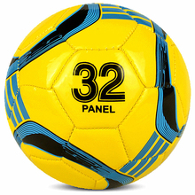 Instock Anti-Slip 4mm PU Slip-Resistant Official Weight Size 3 Soccer Ball For Children Match Training