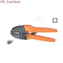 FASEN VH5-457 11,8.2,5.4mm2 Ratchet crimping plier BNC Dedicated cable connector crimping tool