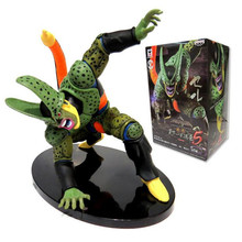 15cm Dragon ball z figuras toys cell 2016 New Dragon ball z Anime juguetes figurines collectibles resurrection(China)