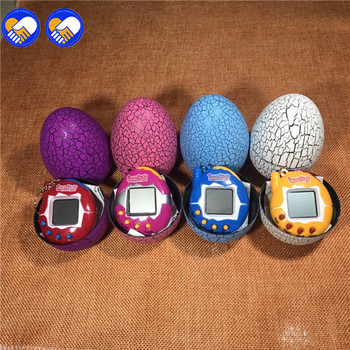 Electronic Pets Dinosaur Egg Interactive Toys For Children