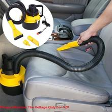 Car electronics vacuum cleaners 12V 90W Power Car Vacuum Cleaner Wet Dual-Purpose Portable Vehicle Cleaner jan16(China)