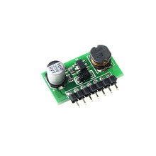 10Pcs/Lot 3W DC IN 7-30V OUT 700mA LED lamp Driver Support PMW Dimmer DC-DC 7.0-30V to 1.2-28V Step Down Buck Converter Module