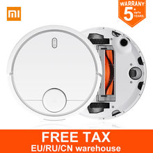 XIAOMI Robotic Vacuum Cleaner MI Robot Smart Planned Type ASPIRADOR WIFI App Control Auto Charge LDS Scan Mapping(China)