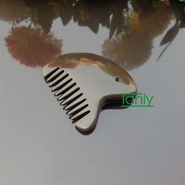 5A grade Original Si Bin Bian stone massage guasha kit  beauty face comb 61x53x9mm 100% original<br>