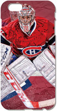 Carey Price phone Cover For iphone 4 4S 5 5S SE 5C 6 6S 7 Plus For iPod Touch 4 5 6 Back Skin Plastic Hard Cell Mobile Case(China)