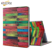 KISSCASE 9.7 For iPad 2 3 4 Case Universal Smart Wake Up Save Power Tablet Stand Cover For Apple iPad 2 3 4 Capa Shell Cases(China)