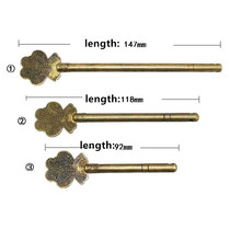 Bulk Antique Furniture Hardware Brass/Antique Lock Bolt Locking Closure Pin Cabinet Door Box Latch Locking Pin for Furniture