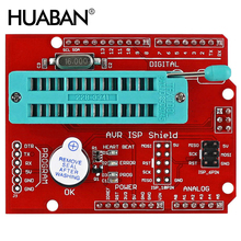 AVR ISP Shield Burning Bootloader Programmer for Arduino UNO R3 PCB By diy FZ2665(China)