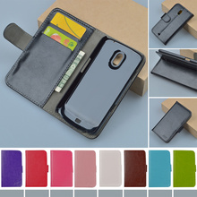 Flip Retro PU Leather Case For Samsung Galaxy Nexus i9250 Cover Business style Original JR Brand phone cases 9 colors(China)