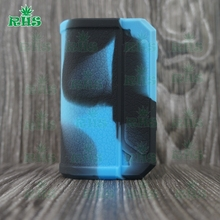 2pcs Protection Silicone Case for Lost Vape Therion DNA75/133/166 Evolv Chip TC Box Leather Battery Ecig Vape Mod Free Shipping