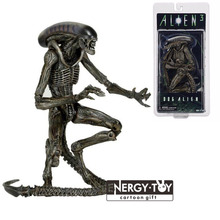 "Movie Aliens vs Predator Series Dog Alien 3 cool pvc action figure doll model toy gift 7""(China)"