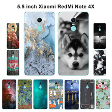 Buy Xiaomi Redmi Note 4X Case Prime Cover Soft Silicone Redmi Note 4X Scenery Painted Xiomi Redmi Note4 Shell for $1.43 in AliExpress store