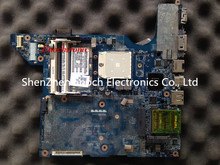For HP Pavilion DV4 motherboard AMD integrated 575575-001 LA-4117P,send one AMD CPU as a gift,      stock No.993