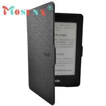 2016 New Smart Ultra Slim Magnetic Case Cover For Kindle Paperwhite with Screen film ultra slim magnetici di trasmissione(China)