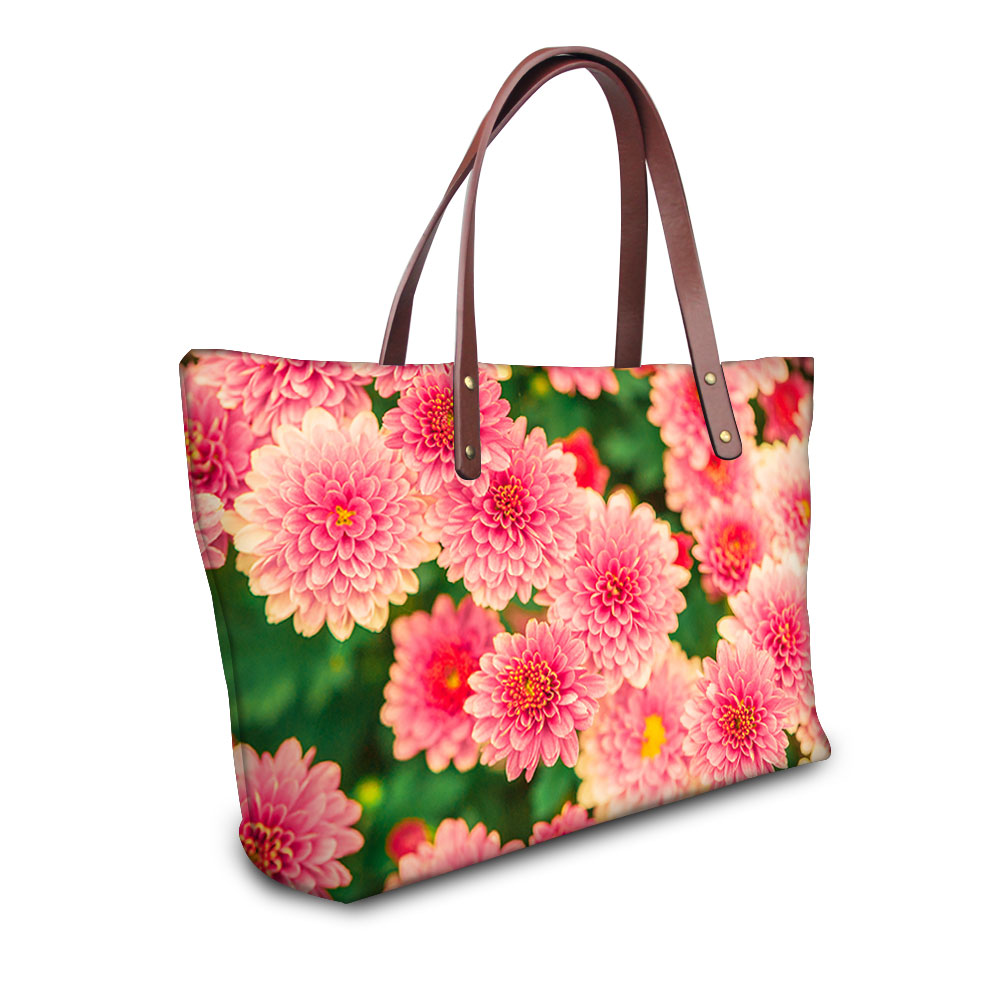 FORUDESIGNS Printing Women Floral Messenger Bags Large Casual Tote Bags Female Ladies Shoulder Bag Handbag High Quality<br><br>Aliexpress